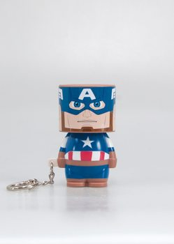 Klíčenka Marvel - Captain America