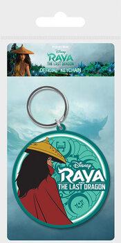 Klíčenka Raya and the Last Dragon - Raya Dragon Emblem
