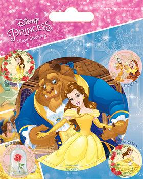 Sticker Skönheten och odjuret - Beauty and the Beast - Tale As Old As Time