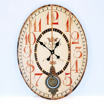 Design Clocks - Paris  klok