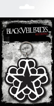 Kľúčenka Black Veil Brides - Star