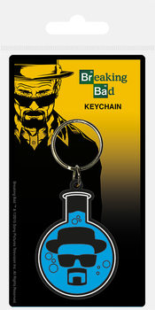 Kľúčenka Breaking Bad (Perníkový tatko) - Flask