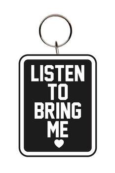Kľúčenka Bring Me The Horizon - Listen To