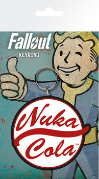 Kľúčenka Fallout 4 - Nuka Cola