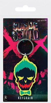 Kľúčenka Jednotka samovrahov - Joker Skull