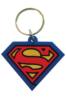 Kľúčenka SUPERMAN - štít