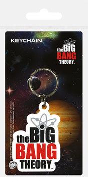 Kľúčenka Teória veľkého tresku - Logo