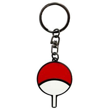 Kľúčenka Naruto Shippuden - Uchiha symbol
