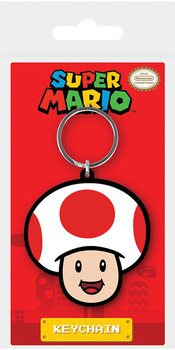 Kľúčenka Super Mario - Toad