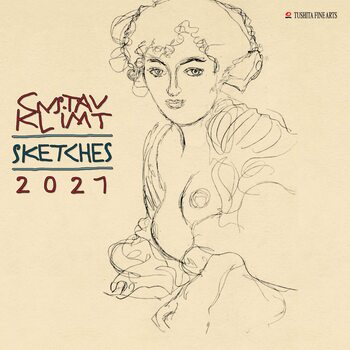 Gustav Klimt - Sketches Koledar 2021