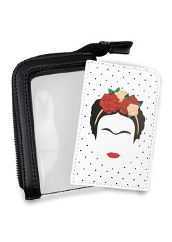 Kortholder Frida Kahlo - Minimalist