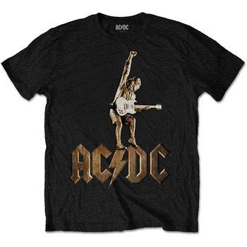 Koszulka z krótkim rękawem  AC/DC - Angus Statue