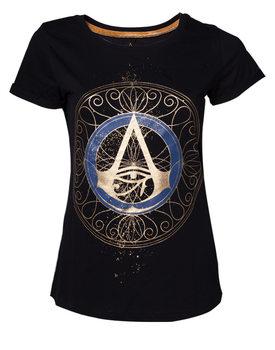 Koszulka z krótkim rękawem Assassin's Creed Origins - Gold Spaller Logo
