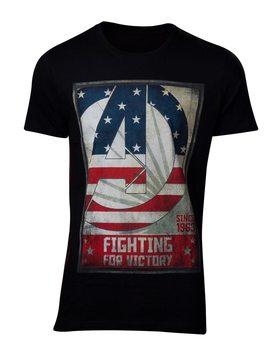 Koszulka z krótkim rękawem Avengers - For Victory