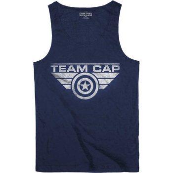 Koszulka z krótkim rękawem Captain America - Team Cap