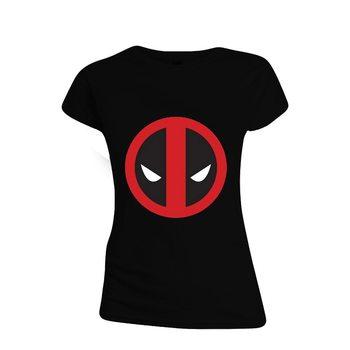 Koszulka z krótkim rękawem Deadpool - Logo
