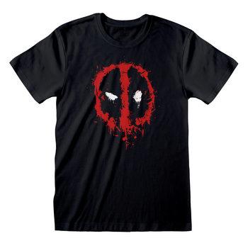 Koszulka z krótkim rękawem Deadpool - Splat