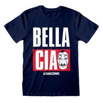 Koszulka z krótkim rękawem Dom z papieru (La Casa De Papel) - Jumbo Bella Ciao