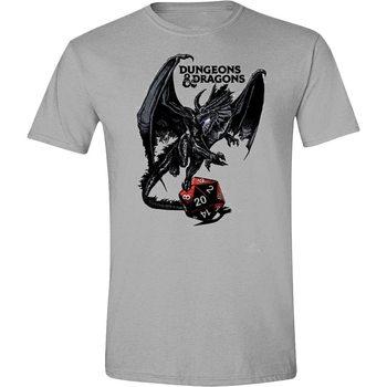 Koszulka z krótkim rękawem Dungeons & Dragons - Dragon Logo