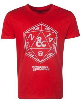 Koszulka z krótkim rękawem Dungeons & Dragons - Logo