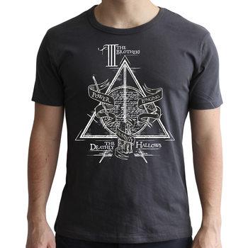 Koszulka z krótkim rękawem Harry Potter - Deathly Hallows