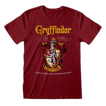 Koszulka z krótkim rękawem Harry Potter - Gryffindor