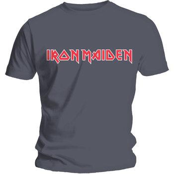 Koszulka z krótkim rękawem Iron Maiden - Classic Logo