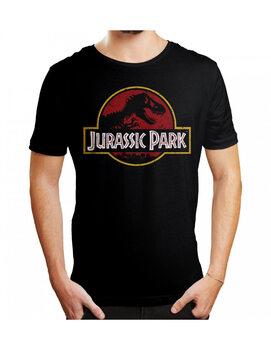 Koszulka z krótkim rękawem Jurassic Park - Logo
