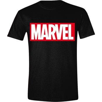 Koszulka z krótkim rękawem Marvel - Logo