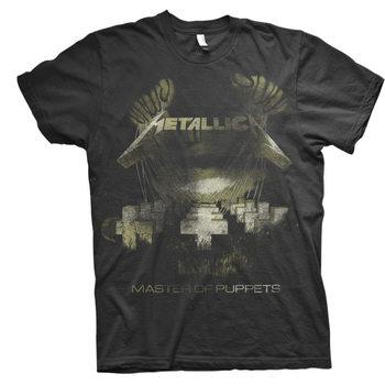 Koszulka z krótkim rękawem Metallica - Master Of Puppets