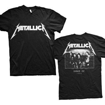 Koszulka z krótkim rękawem Metallica - Master Of Puppets Photo