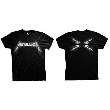 Koszulka z krótkim rękawem Metallica - Spiked
