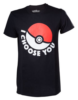 Koszulka z krótkim rękawem Pokemon - I Choose you
