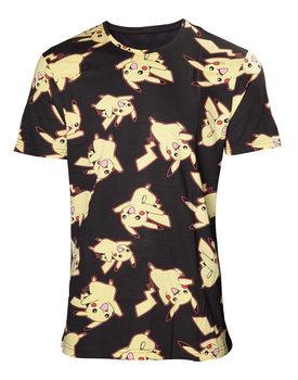 Koszulka z krótkim rękawem Pokemon - Pikachu