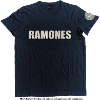 Koszulka z krótkim rękawem Ramones  - LOGO & PRESIDENTIAL SEAL