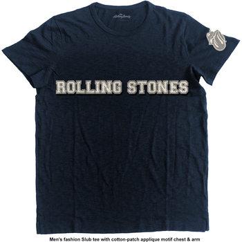 Koszulka z krótkim rękawem Rolling Stones - Logo & Tongue