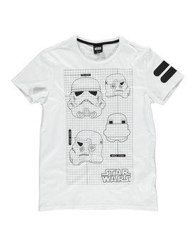 Koszulka z krótkim rękawem Star Wars - Imperial Army