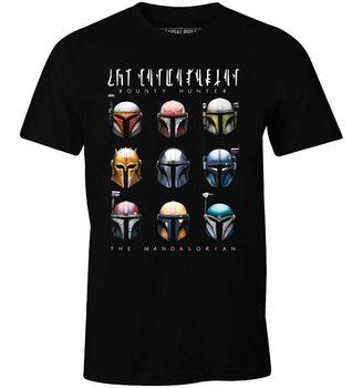 Koszulka z krótkim rękawem Star Wars: The Mandalorian - Bounty Hunter