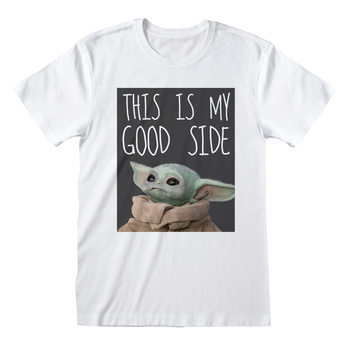 Koszulka z krótkim rękawem Star Wars: The Mandalorian - Good Side