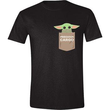 Koszulka z krótkim rękawem Star Wars: The Mandalorian - The Child Pocket