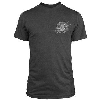 Koszulka z krótkim rękawem Wiedźmin 3: Dziki Gon (The Witcher)  - Supernatural