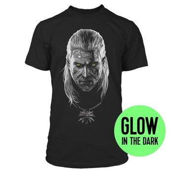 Koszulka z krótkim rękawem Wiedźmin 3: Dziki Gon (The Witcher)  - Toxicity