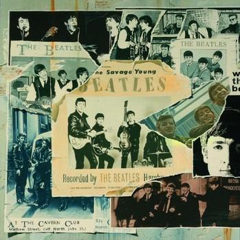 ANTHOLOGY ALBUM COVER Kovinski znak