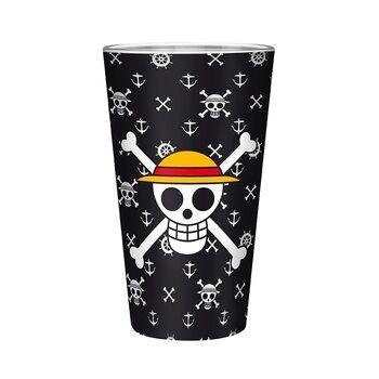 Steklenica One Piece - Luffy