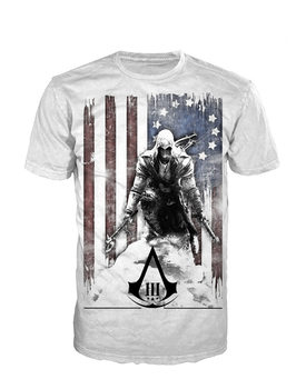 Assassin's Creed III Kratka majica