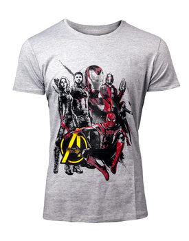 Avengers Infinity War - Avengers Character Kratka majica
