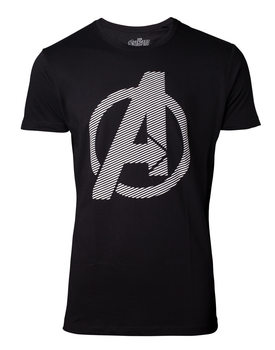 Avengers Infinity War - Avengers Logo Kratka majica