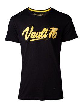 Fallout - Oil Vault Kratka majica