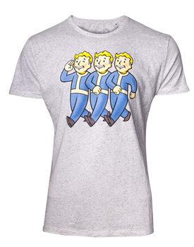 Fallout - Three Vault Boys Kratka majica