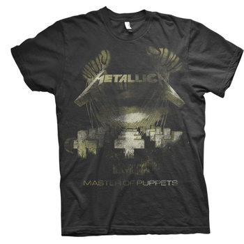 Metallica - Master Of Puppets Kratka majica